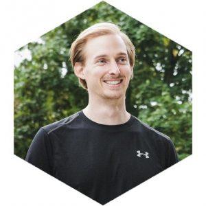 Coach Philipp Tews ist Lauftrainer in Berlin.